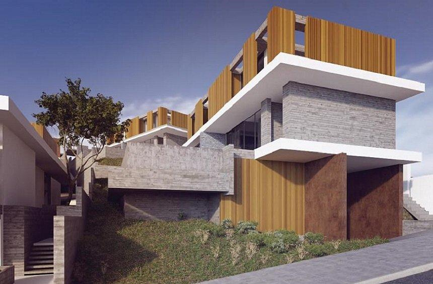 PHOTOS: A new large development with innovative design in Limassol!
