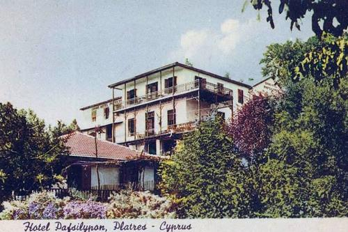 Pausilipo: The historic hotel which claimed that Platres could 'banish sadness!'