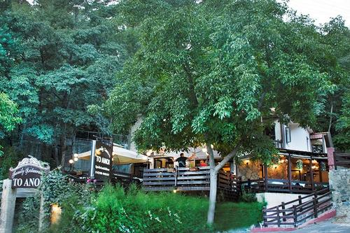 'Anoi' restaurant: A popular dining destination in a green spot in Limassol's countryside!