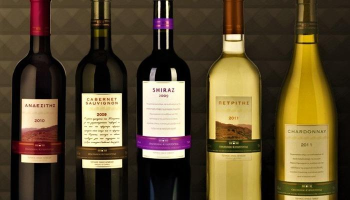 Wine made by the Kyperounta winery among the most impressive in the world
