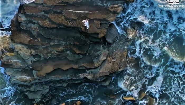 Limassolians and Chatzidakis, from the wild sea and the frozen forest in a video that will take your breath away!