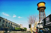 Water Tower, Old Tank
