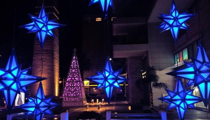 5 lit-up spots in Limassol that bring Christmas closer!