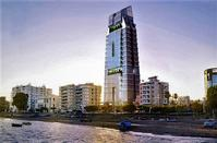 A green tower with a 240 sq. m. solar panel system, designed in Limassol!