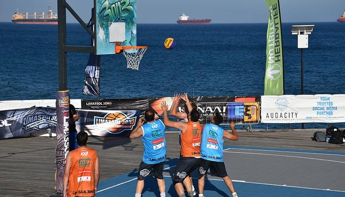 PHOTOS: 15 thousands at the seafront park for the 3 on 3 basket tournament!