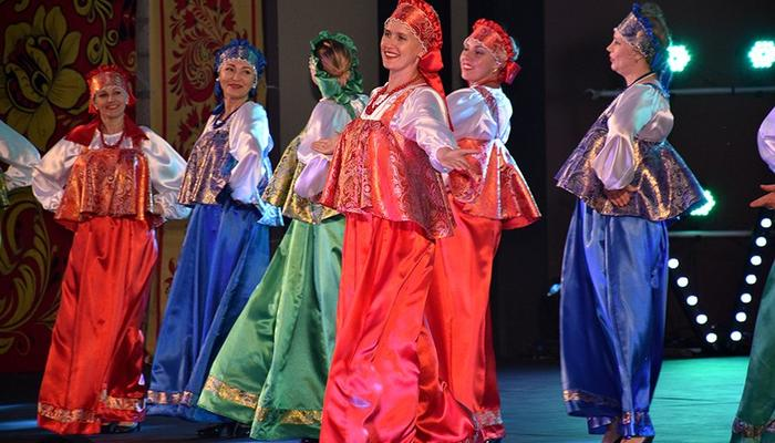 Spectacular pictures from the 12th Cyprus - Russian Festival in Limassol (photos)