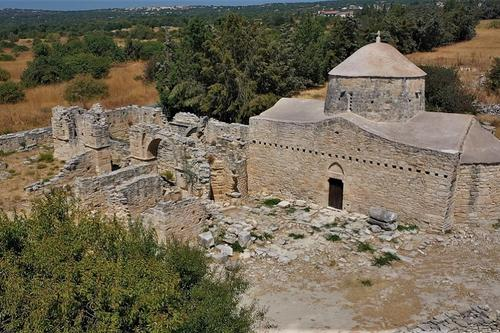 Monastery of Holy Cross (Anoyira)