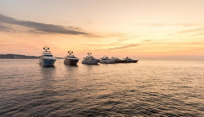 Breathtaking film of the super-luxurious Princess yachts in Limassol Marina