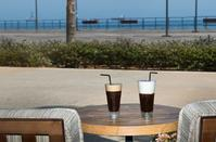 OPENING: The brand new Blue café at the Limassol seafront is now open!