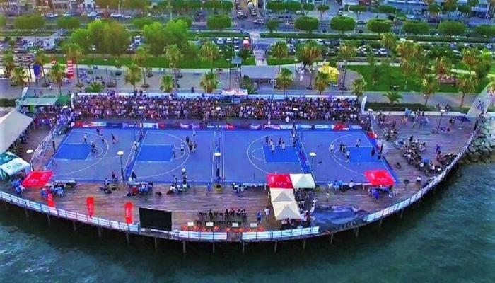 Limassol 3on3 2017: Limassol hosts the largest outdoors streetball tournament in Cyprus!