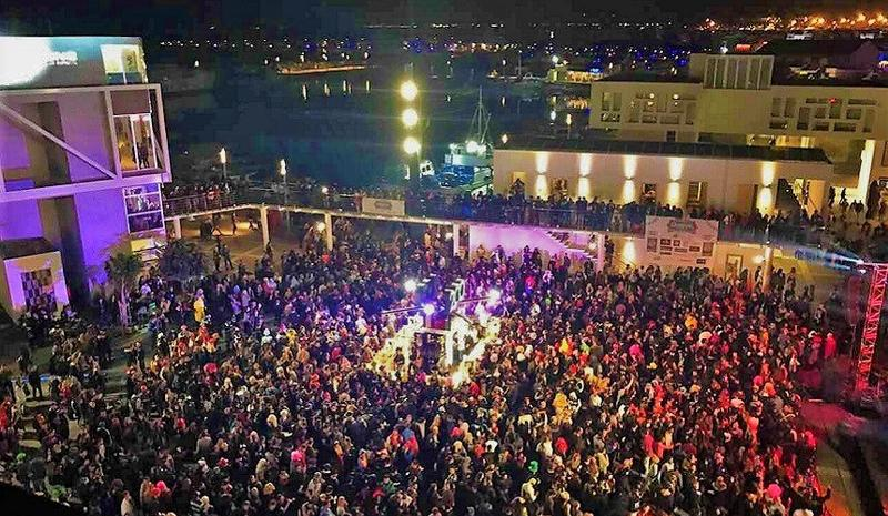 A party turned into an institution, is back in Limassol for the carnival!
