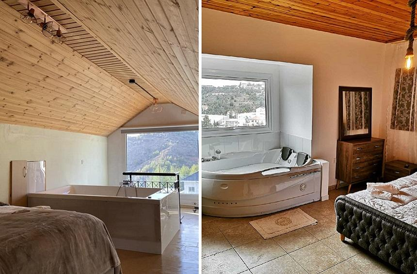 Aprosmeno Luxury Suites (Agros)