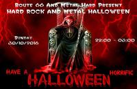 Hard Rock and Metal Halloween Party