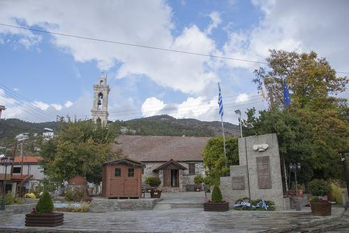 Agia Marina Church (Kyperounta)