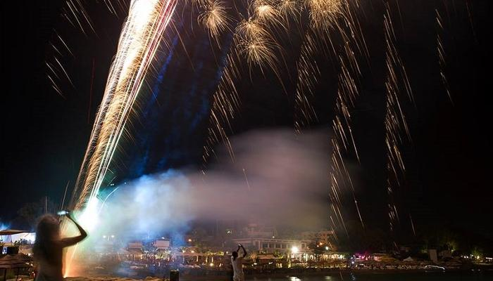 This is how the August 15th celebrations closed in Limassol!