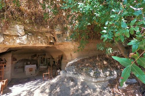 Cave of Saint Barnabas