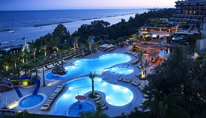 This is Limassol's largest hotel!