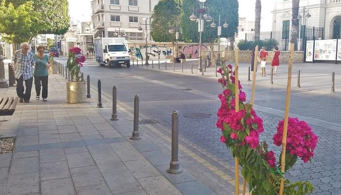 PHOTOS: Limassol's most typical street is now even more beautiful!