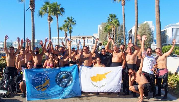 Limassol's Guinness records: From flaounes to sports!