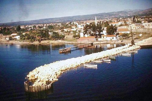 When the dock of the Limassol Marina was... quarantined!