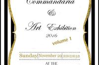 Commandaria and art exhibition