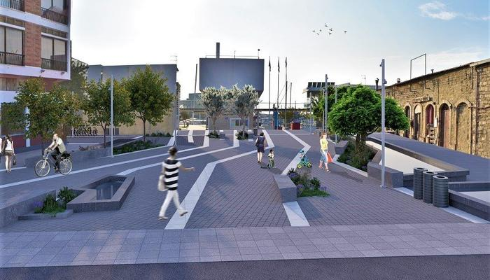 PHOTOS: This is how Limassol's brand new square will look!