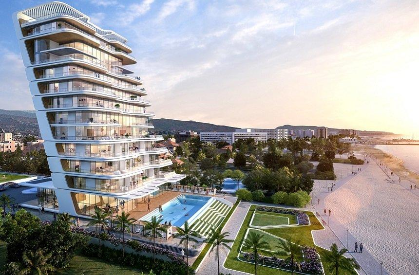 PHOTOS: A new development in Limassol, with unique architectural design!
