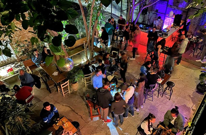 OPENING: A new hangout in a 'hidden' courtyard in the center of Limassol!