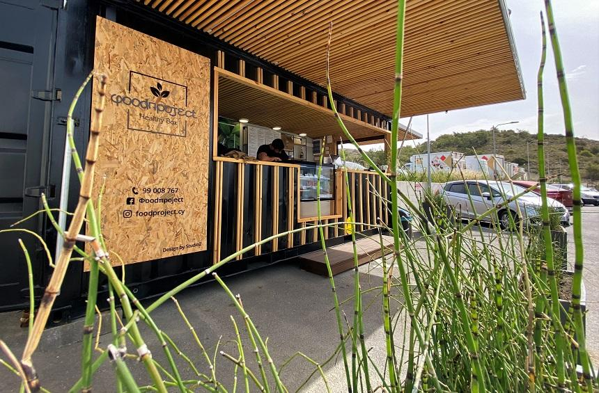 OPENING: Street food turns into healthy food in a container in Limassol!