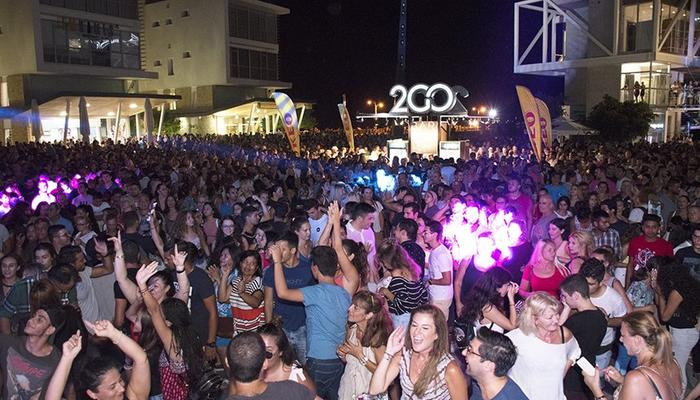 A grand photo-story on the retro party in Limassol, with over 6,000 people!