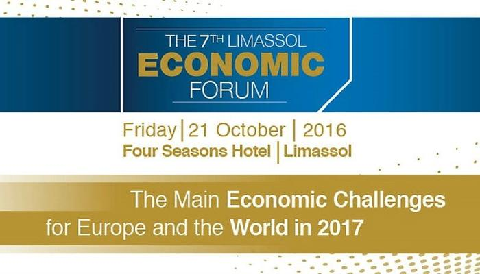 Sonorous names from the international scene in the 7th Limassol Economic Forum