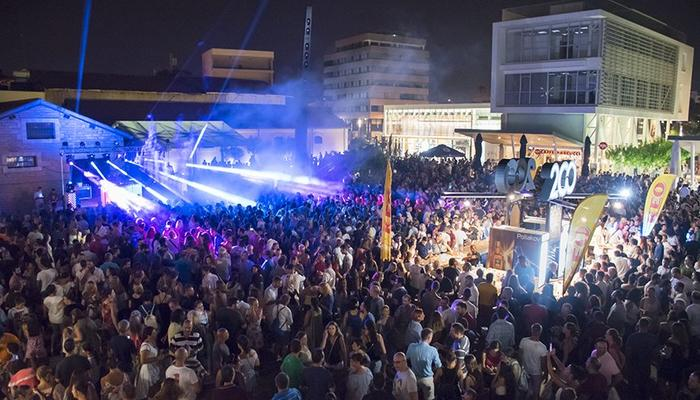 This party at the Limassol Old Port will be bigger, more impressive and full of surprises!