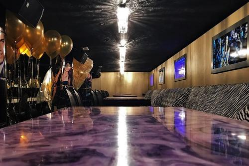 VIP Room: A club for the few and selective, who look for a special kind of entertainment!