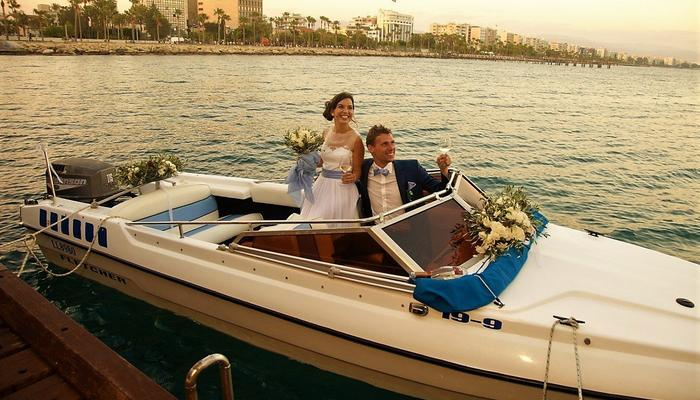 An innovative idea from Limassol supports the wedding tourism in Cyprus