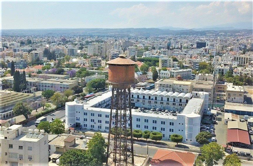 Limassol water tower: The story behind the city's 'trade mark'!