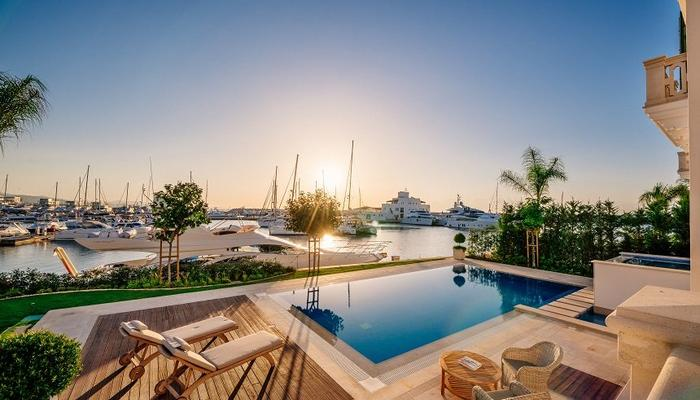 Sales of more than €317 millions and 61 new luxurious residences at the Limassol Marina