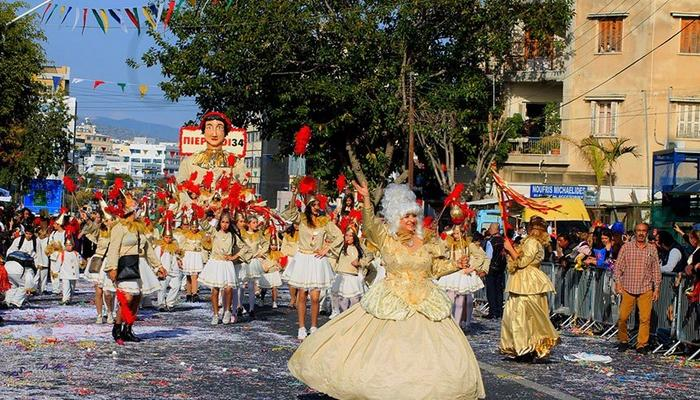 Limassol Carnival introduces a number limit for participants in the grand parade!