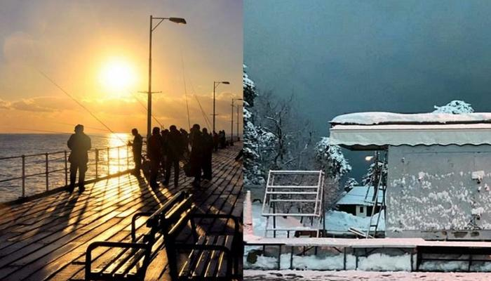 Limassol: The place to spend New Year's Eve with snow and New Year's at the beach