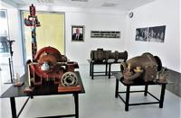 Impressive machinery and historical photos at Limassol's new museum!