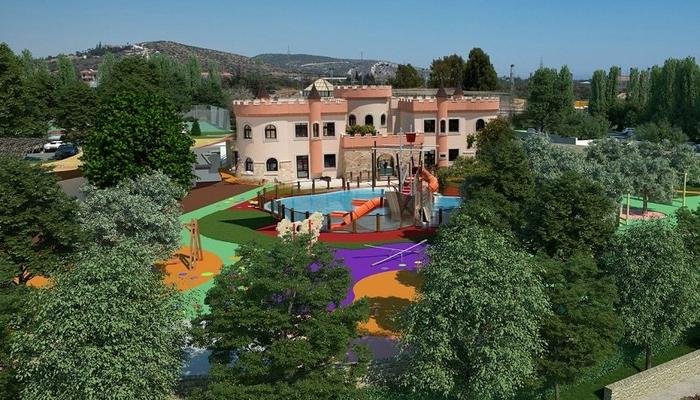 A fairytale park for the little ones is scheduled to make its appearance in Limassol!