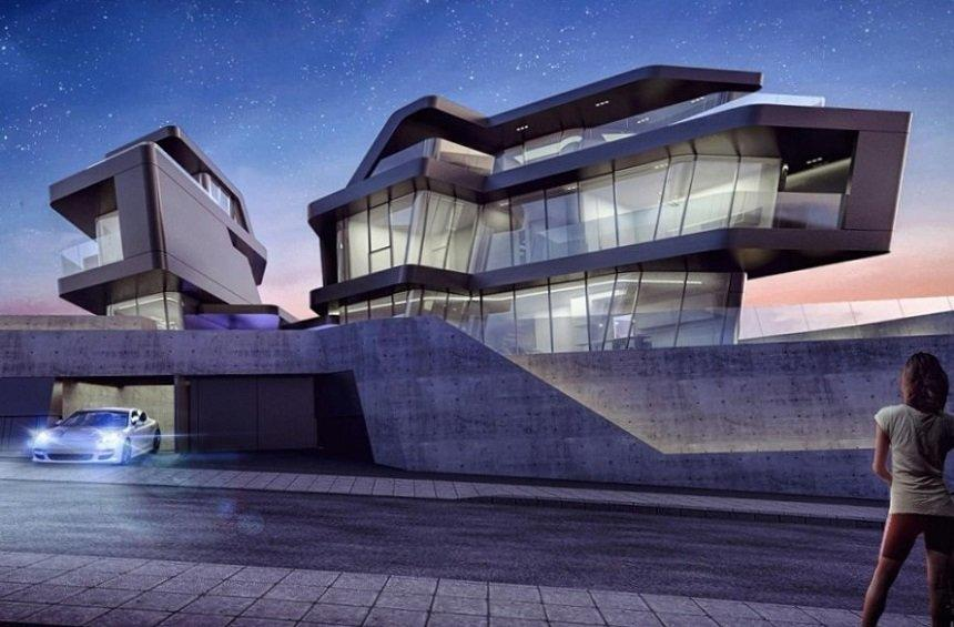 PHOTOS: The 'space' residences are the latest thing happening in Limassol!