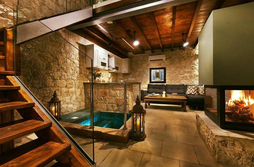 'Oinoessa' luxury suites
