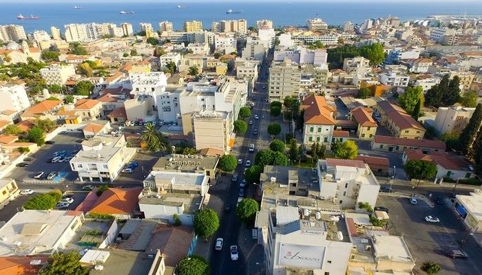 Free parking at the Limassol city center!