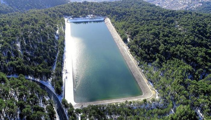 VIDEO + PHOTOS: Impressive images from the Limassol dams after the rainfall!