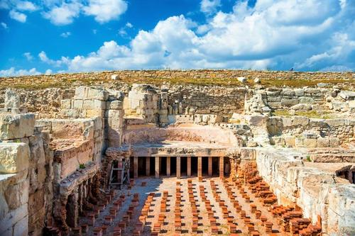 The House of Eustolios in Curium