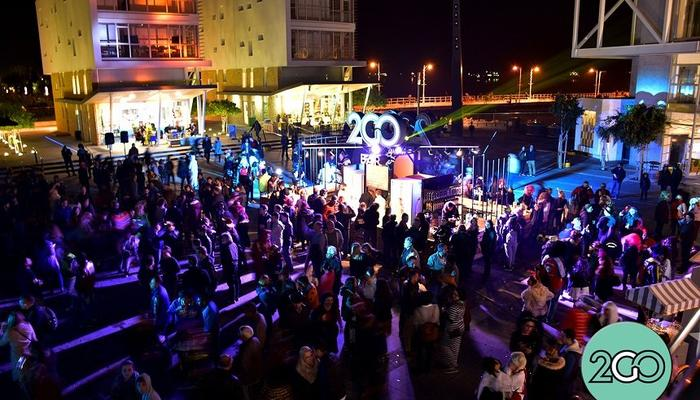 PHOTOS: The bar that changed the way that open air parties are set up in Limassol!