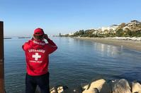 Winter lifeguards for the first time in Limassol beaches!