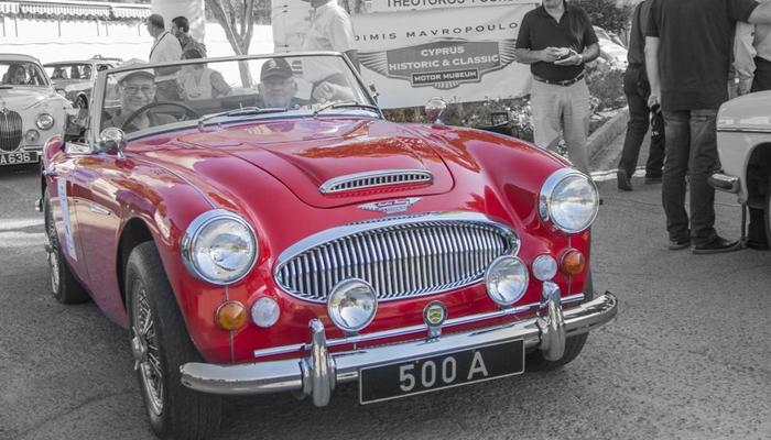 A photo showcase of the automotive extravaganza of the 3rd Theotokos Touring Rally in Limassol