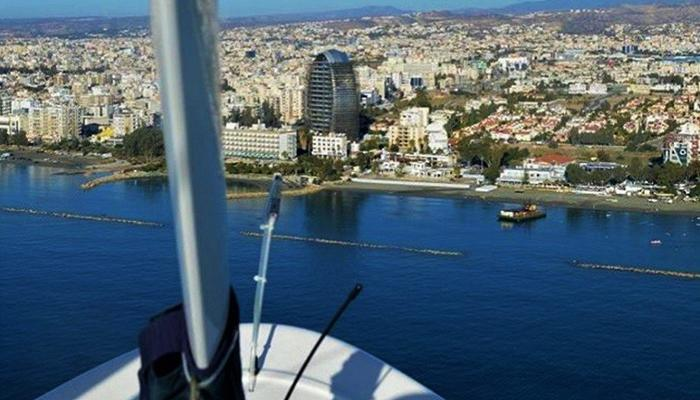 VIDEO: How does it feel, to see Limassol as if you were a bird