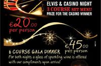 Las Vegas, Elvis and Casino Night